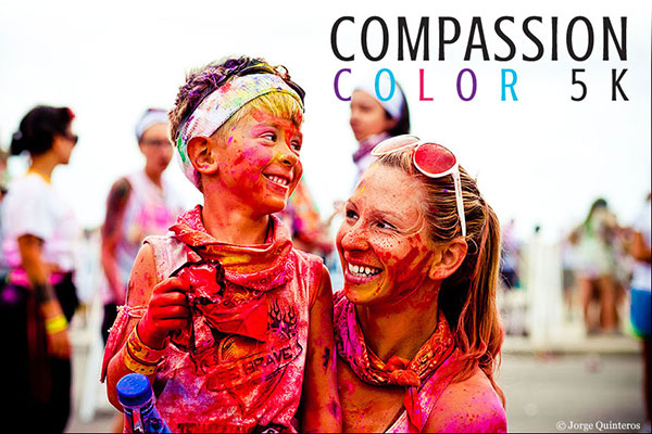 Color Run Southeast Texas