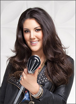 Kree Harrison Performing in Southeast Texas